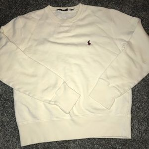 Crew Neck Sweatshirt - Ralph Lauren Sport